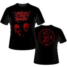 Cultes Des Ghoules - Haxan T-Shirt, Kriegsmaschine, MGLA, Hells Headbangers 2015