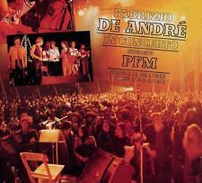 FABRIZIO DE ANDRE', Arrangiamenti P.F.M.live, CD