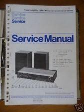 Service Manual Philips SX 6741 Receiver,ORIGINAL