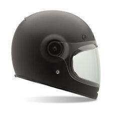Bell Bullitt Solide Rétro Intégral Classique casque de moto noir mat