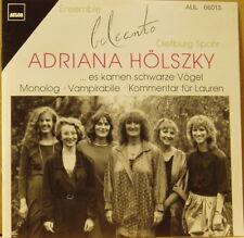 CD Belcanto Ensemble Hölszky... il sont venus noire oiseaux