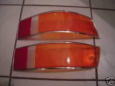 Luce posteriore,Fanale posteriore JP Bordo cromato con E-contrassegno