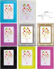 Kunststoffrahmen Colour Barock
