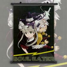 Soul Eater Blair Maka Albarn HD Print Wall Poster Scroll Home Decor