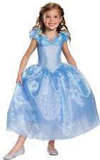 Cinderella Movie Deluxe Toddler / Child Girls Fancy Dress Bookweek Costume