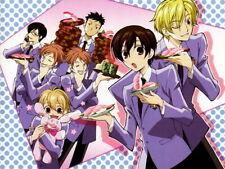 Ouran High School Host Club Characters Anime Manga Huge Print POSTER Affiche