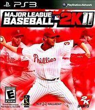 PS3 Major League Baseball 2K11 Video Game 720p HD Batting Online MLB 2011 '11
