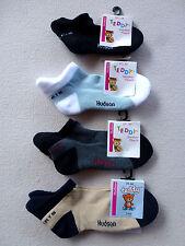 HUDSON Kinder Sneaker Kindersocken Plüschsohle (UVP 4,50€) 78% BW 23-34 Füßling