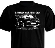 BMW t-shirt e30 e36 325 328 e46 320 318ti 6 cylindre e60 e61