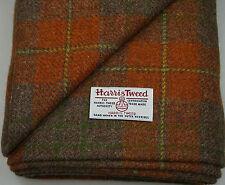Harris Tweed Fabric & labels 100% wool Craft Material - various Sizes co.jan11