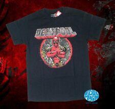 New Marvel Deadpool Camo Realtree T-Shirt