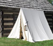 military A Tent Reenactment Zelt Keilzelt frame dog tent Wedge Frame MIttelalter