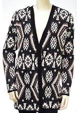 Gilet cardigan ONLY femme noir écru lurex doré LYVIA L/S Cardigan 15106834