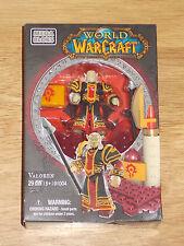 2012 Mega Bloks WORLD OF WARCRAFT 91004 VALOREN Blood Elf Priest 29Pcs Figure