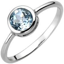 Größen 50-65 wählbar Schmuck-Michel Ring Silber 925 Citrin 1,2 Karat 4230