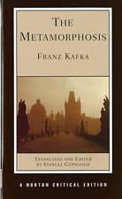 THE METAMORPHOSIS- A NORTON CRITICAL EDITION -  FRANZ KAFKA, NEW, FREE SHIPPING