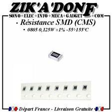 RESISTANCE CMS SMD 1206  620 ohms 620Ω  fabricant VISHAY