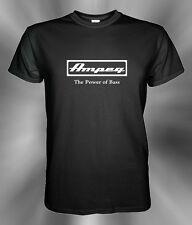AMPEG Guitar Bass Amp Amplifier T-Shirt Size S M L XL 2XL 3XL