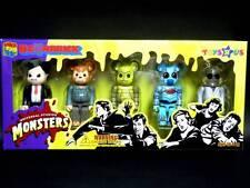 Medicom Toysrus Universal Monsters Bearbrick Boxset Be@rbrick