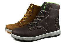 Ricosta YANNIK Warm Kinder Leder Schuhe Jungen Boots Stiefel Gr.37-43 A.5021800