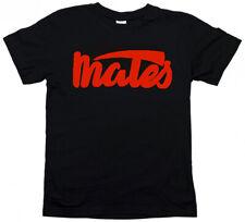 T-shirt maglietta dei MATES di St3pny - stampa nuovo logo rosso bambino e adulto
