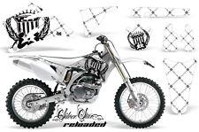 AMR RACING OFF ROAD MOTORCROSS GRAPHIC DECAL KIT YAMAHA YZ 250/450 F 06-09 RKBGW