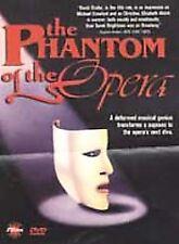 PHANTOM OF THE OPERA rare Musical Ballet Opera dvd DAVID STALLER 1990 Mint