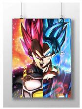 Dragon Ball Z Majin Buu TV Series Anime Poster Print T685 A4 A3 A2 A1 A0|