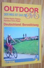 Deutschland: BENEDIKTWEG - Oberbayern Altötting, Outdoor Handbuch # Conrad Stein