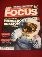 BBC FOCUS - NASA's MOST DANGEROUS MISSION - Oct 2008 # 195