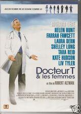 DVD ZONE 2--DOCTEUR T & LES FEMMES--GERE/ALTMAN--NEUF