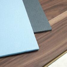 Trittschalldämmung 5 - 150m² Dämmung Boden für Laminat Parkett [3mm - 5,5mm] XPS