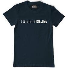 Technics / DMC T-Shirt United DJs  - Navy Blue / Blau (Size S-XXL) UDJ1 NEU+OVP!