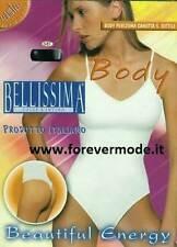 Mujer cuerpo Bellissima tirante estrecho en suave microfibra a tanga art 087