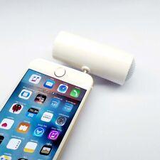 Portable 3.5mm Mini Stereo Speaker Amplifier For MP3/MP4/Mobile Phone/Tablet/PC