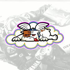 Valentino Rossi Adhesivo Guido Perro Vinilo Calcomanía #8 MotoGP Rip Bulldog