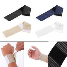 40cm Elastic Cotton Hand Wrist Bandage Support Wrap Gym Sports Wristband Brace