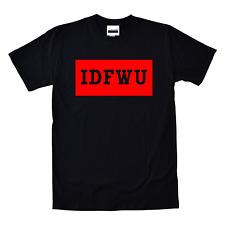 Men's IDFWU Big Sean T-shirt 4 Retro Jordan Gym Red 13 Bred 1 4 11 13 Lows