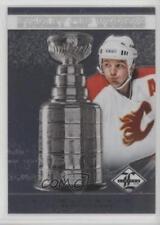 2012-13 Panini Limited Stanley Cup Winners SC-25 Al MacInnis Calgary Flames Card