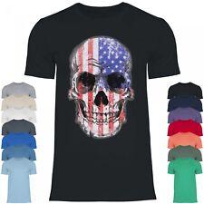 Royal camisa df24 caballeros t-shirt estados unidos américa Stars Stripes bandera   Hot Rod Biker