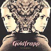 Felt Mountain by Goldfrapp (CD, Sep-2000, Mute)