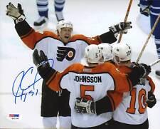 Jeremy Roenick Signed Auto'd Flyers 8x10 Photo Picture PSA/DNA COA Autograph