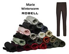 """Ich will Marie"" Robell Damen Bengaline Stretchhose Warme Winterqualität"