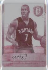 2014-15 Panini Gold Standard #73 Kyle Lowry Toronto Raptors Basketball Card