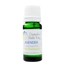Organico Puro Olio Essenziale di Lavanda (Lavandula augustifolia) 10ml 30ml 100ml
