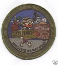 """HSL-37 DET TWO """"VAGABONDS"""" 2009-10 #3 subdued patch"""