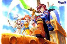 RGC Huge Poster - Skies of Arcadia Legends Sega DreamCast GameCube - EXT420