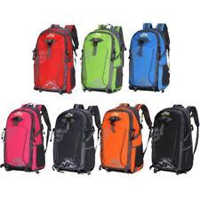 Outdoor Wear-Resistant Waterproof Travel Bag Nylon Camping Hiking Backpack WT7n