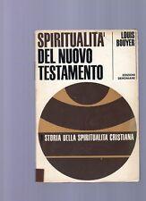 spiritualita' del nuovo testamento