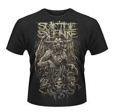 SUICIDE SILENCE - Gargoyle & 3 Skulls - T-Shirt XL